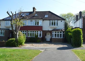 5 bed semi-detached house for sale in Downs Road, Epsom, Surrey. KT18