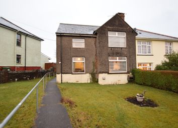 Thumbnail 3 bed semi-detached house for sale in The Drive, Gilfach, Bargoed