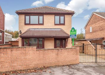 Thumbnail 4 bed detached house for sale in Fish Dam Lane, Carlton, Barnsley