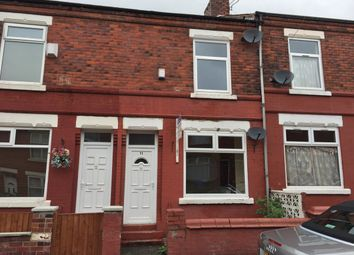 Thumbnail 2 bed terraced house to rent in Silton Street, Manchester