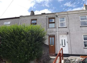 Thumbnail 3 bed terraced house for sale in Stenalees, St. Austell, Cornwall