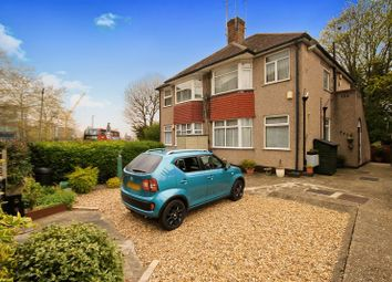 Thumbnail 2 bed flat for sale in Oldfield Lane North, Greenford