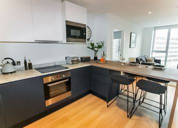 Thumbnail 2 bed flat to rent in Dearmans Place, Salford