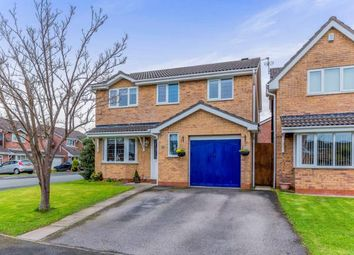 Thumbnail 4 bedroom detached house for sale in Leven Avenue, Winsford, Cheshire, England