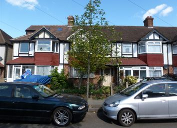 Thumbnail 3 bedroom terraced house for sale in Abbotts Road, Mitcham