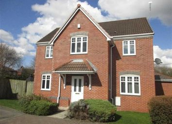 Thumbnail 4 bedroom detached house for sale in Croyde Close, Hindley Green, Wigan
