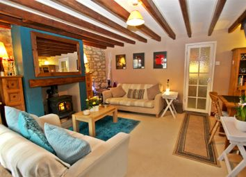 Thumbnail 2 bed terraced house for sale in The Cottage, Main Street, Westow, York