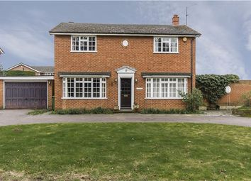 Thumbnail 4 bedroom detached house for sale in Shepreth Road, Foxton, Cambridge