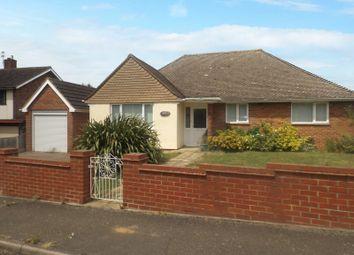 Thumbnail 3 bed detached bungalow for sale in Ashdale Drive, Worlingham