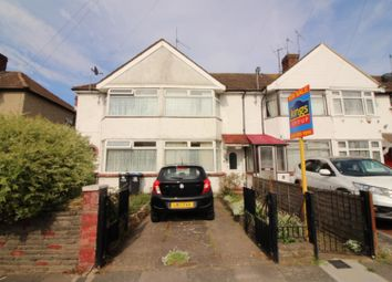 Thumbnail 2 bed terraced house for sale in Curzon Avenue, Ponders End, Enfield