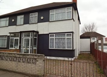 3 bed semi-detached house for sale in Brent Road, Southall UB2