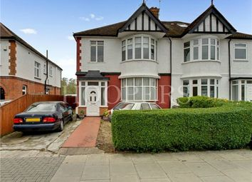 Thumbnail 4 bedroom semi-detached house for sale in Robson Avenue, London