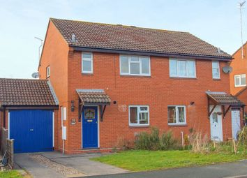 Thumbnail 3 bedroom semi-detached house for sale in Kingham Close, Winyates Green, Redditch