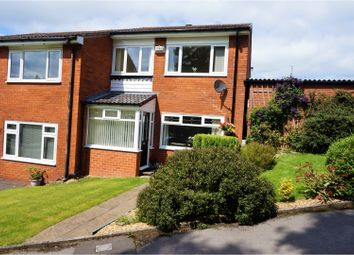 Thumbnail 3 bed semi-detached house for sale in Crescent Road, Dukinfield