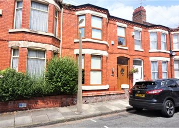 Thumbnail 3 bed terraced house for sale in Cromer Road, Liverpool