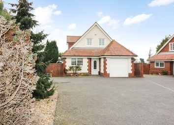 Thumbnail 4 bed detached house to rent in The Copse, Swaynes Way, Eastry, Sandwich