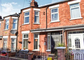 Thumbnail 3 bed terraced house for sale in Willowbank Gardens, Belfast