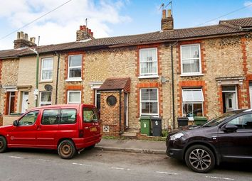 Thumbnail 2 bed terraced house for sale in Cross Street, Maidstone