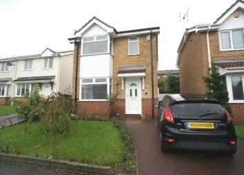 Thumbnail 3 bedroom detached house to rent in Danebridge Crescent, Oakwood, Derby