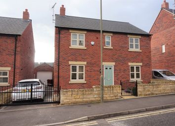 Thumbnail 4 bed detached house for sale in Rectory Road, Clowne, Chesterfield