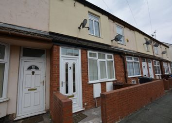 Thumbnail 3 bed terraced house to rent in Prosser Street, Wolverhampton