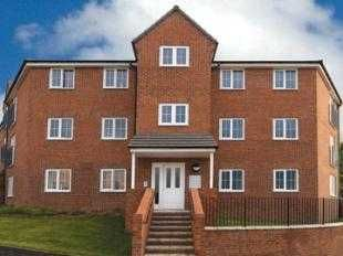Thumbnail 2 bedroom flat for sale in East Street, Doe Lea, Chesterfield