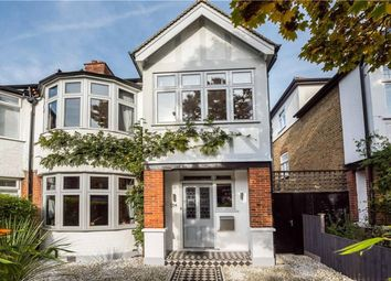 Thumbnail 4 bed semi-detached house for sale in St Margarets Road, St Margarets, Twickenham
