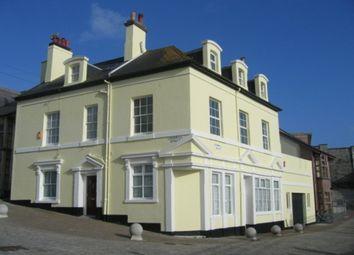 Thumbnail 2 bedroom flat to rent in Swan House, Cornwall Beach, Devonport