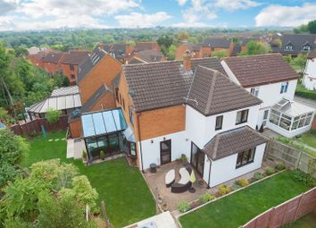 Thumbnail 4 bedroom detached house for sale in Chatsworth, Great Holm, Milton Keynes