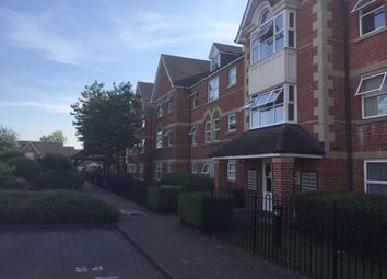 Thumbnail 2 bed flat to rent in Cobham Close, Enfield