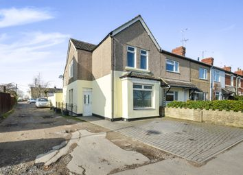 Thumbnail 5 bedroom end terrace house for sale in Swindon Road, Wroughton, Swindon