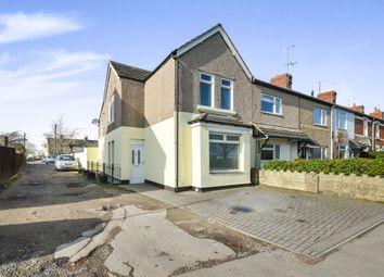 Thumbnail 5 bedroom end terrace house for sale in Swindon Road, Wroughton, Swindon