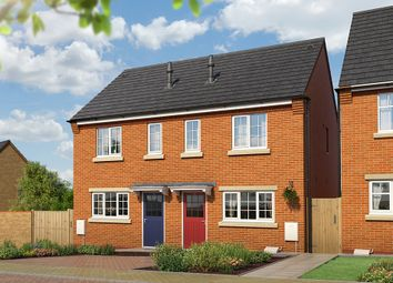 "Thumbnail 2 bed property for sale in ""The Elm"" at The Bache, Telford"