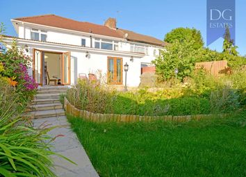 Thumbnail 5 bedroom semi-detached house for sale in Hampden Way, Southgate, London