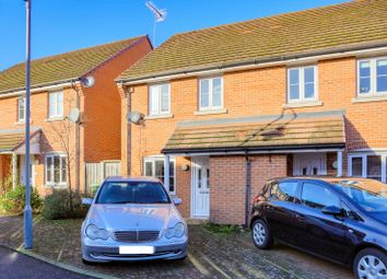 Thumbnail 3 bed semi-detached house for sale in Avian Avenue, Curo Park, Frogmore, St. Albans, Hertfordshire
