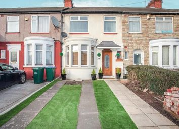 Thumbnail 3 bedroom terraced house for sale in Burnaby Road, Radford, Coventry, West Midlands