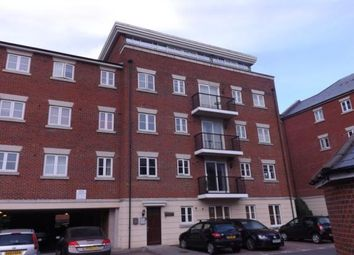 Thumbnail 2 bed flat for sale in Sovereign House, 41 Brookbank Close, Cheltenham, Gloucestershire