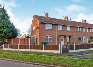 Thumbnail 2 bed end terrace house for sale in Hesketh Road, Stafford, Staffordshire, .