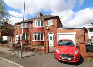 Thumbnail 3 bed semi-detached house for sale in Granada Road, Denton, Manchester
