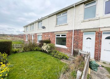 Thumbnail 2 bed terraced house for sale in South View, Craghead, Stanley