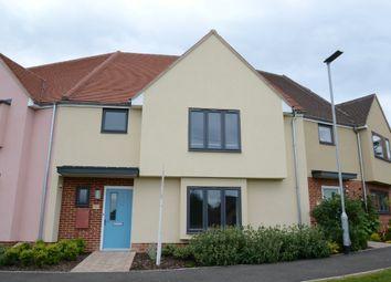 Thumbnail 3 bed terraced house to rent in Preston Road, Lavenham, Sudbury