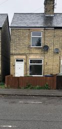 Thumbnail 3 bed end terrace house to rent in Upwell Road, March, Cambs
