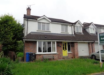 Thumbnail 4 bed semi-detached house for sale in Glenveigh, Newry