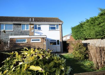Thumbnail 3 bedroom end terrace house to rent in Broadmarsh Close, Grove, Wantage