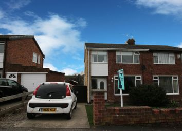 Thumbnail 3 bed semi-detached house for sale in Seymour Drive, Eaglescliffe, Stockton-On-Tees