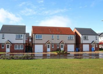 Thumbnail 3 bed semi-detached house for sale in Rodel Drive, Polmont, Falkirk