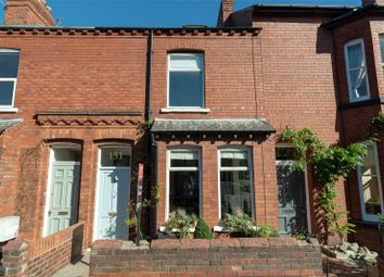 Thumbnail 3 bed terraced house for sale in Albemarle Road, York