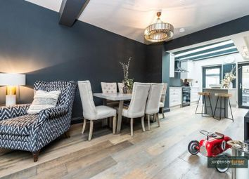 Thumbnail 2 bed terraced house to rent in Nutbourne Street, Queens Park, London