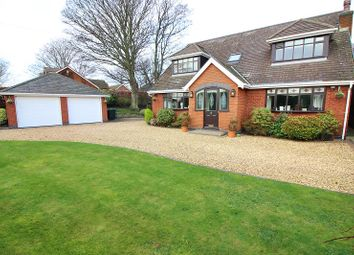 Thumbnail 4 bed detached house to rent in Renacres Lane, Halsall