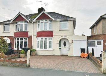 Thumbnail 3 bedroom semi-detached house for sale in Bampton Grove, Swindon